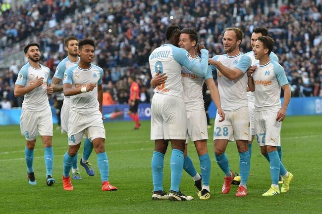 OM: Thauvin ne boude plus à Marseille, merci Super Mario Balotelli
