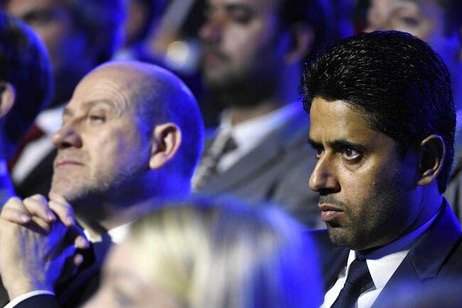 PSG : Al-Khelaifi se fâche et provoque un coup de tonnerre !