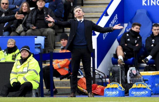 Ang : Claude Puel viré de Leicester après la défaite de trop !