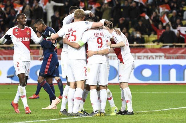 L1 : L'OL retombe de très haut à Monaco !