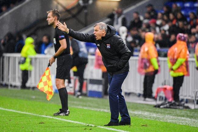 OL : Al Pacino a aidé Genesio pour qualifier Lyon en Europe !
