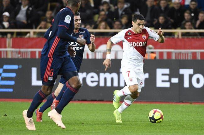 OL : Lyon ressort sa défense en bois, Monaco s'est amusé