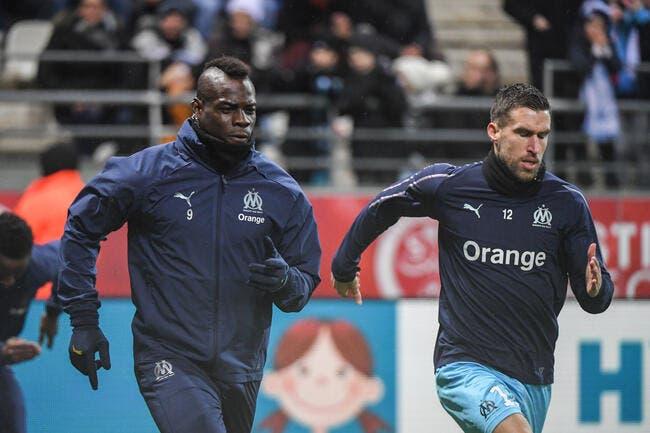 OM : L'opération «Gardons Balotelli» déclenchée à Marseille !