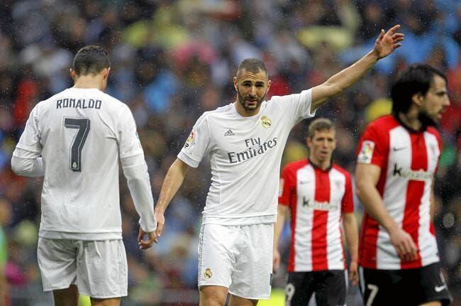 Esp : Benzema n'est plus le valet de Cristiano Ronaldo, il se lâche !