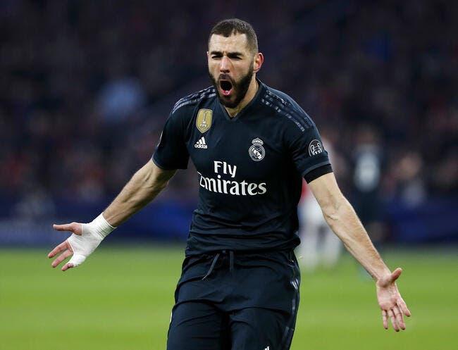 EdF : La France championne du monde, Karim Benzema fait un aveu