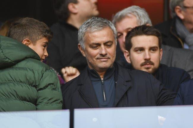 L1 : José Mourinho reçoit une invitation signée... Raymond Domenech