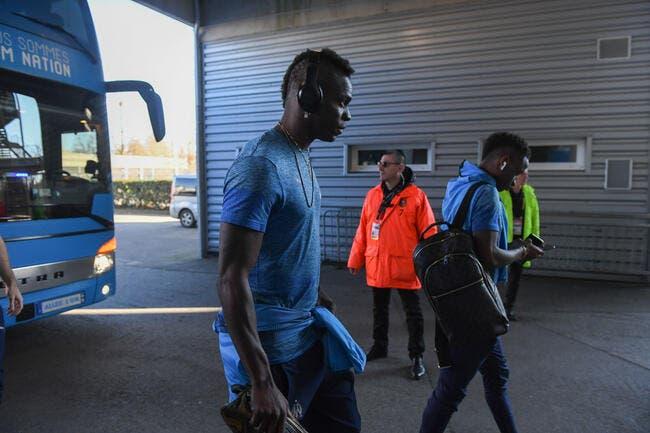 OM : Balotelli adore se faire insulter, ça aide pour briller à Marseille