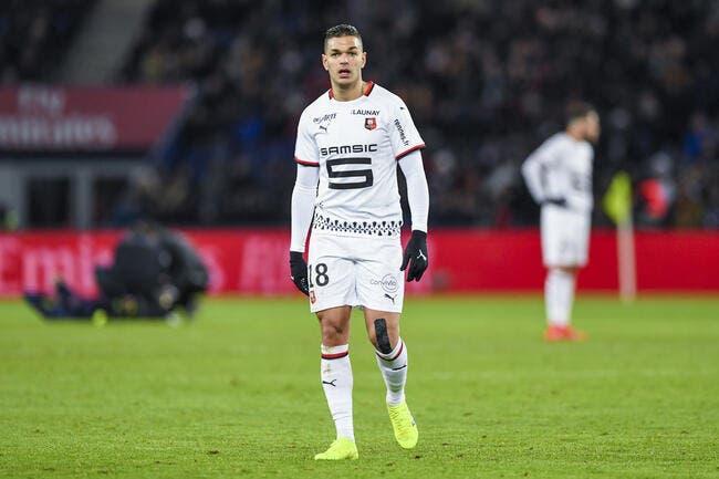 Rennes: Il est payé cher et ne joue pas, La Provence verrait bien Ben Arfa à l'OM