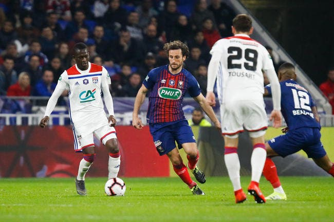CdF : L'OL se venge et rejoint le PSG et Rennes dans le dernier carré !