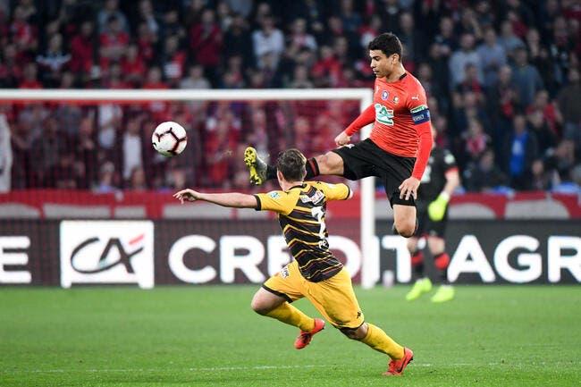 Cdf : Rennes rejoint le dernier carré