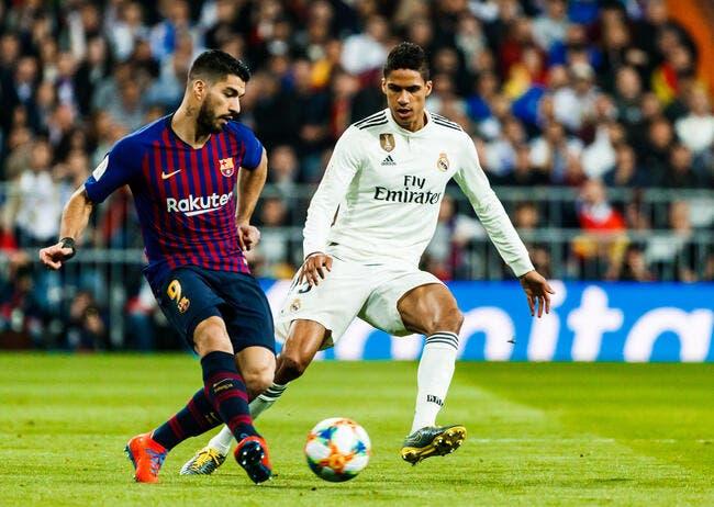 Cpe d'Esp : Le Barça ridiculise le Real Madrid !
