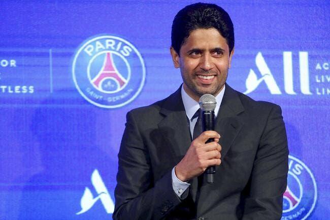 PSG : Al-Khelaifi attendra encore une semaine ou deux avant de rigoler !
