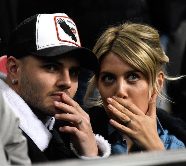 PSG : Zéro malaise, Icardi ne viendra pas à Paris pour une raison XXL