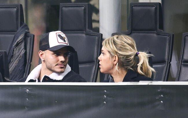 Ita : 9 ME de salaire, Mauro Icardi demande ça par amour de l'Inter