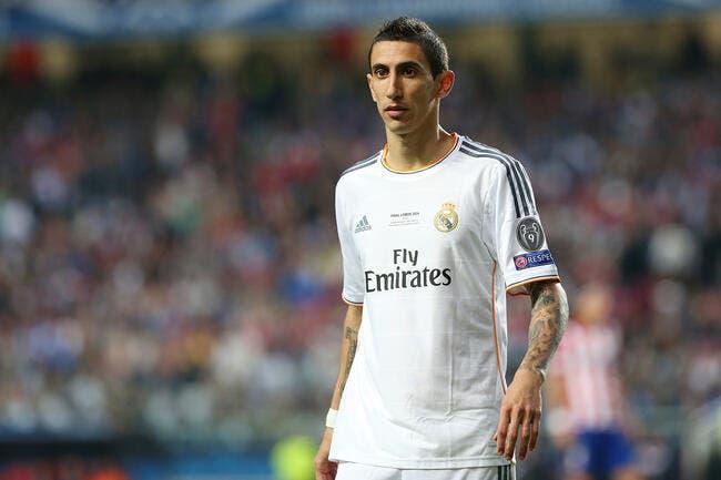 PSG: Dugarry regrette le Di Maria du Real Madrid