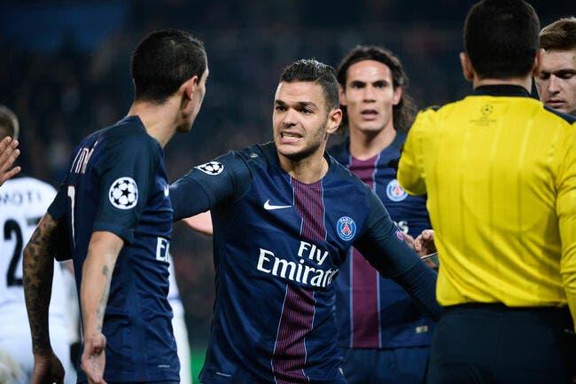 PSG: Le jour où Di Maria a soulevé Ben Arfa à Paris