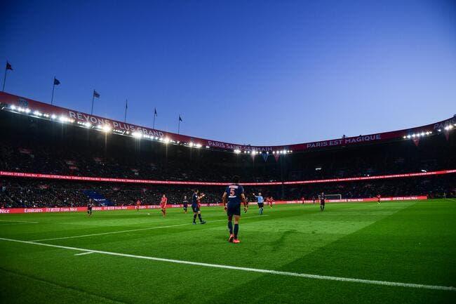 PSG: Le naming du Parc, un économiste met un stop direct