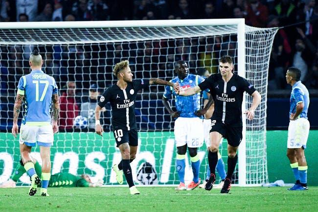 Neymar a dit au-revoir à ses béquilles — PSG