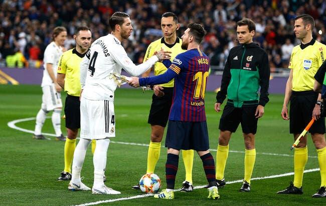 L'UEFA ouvre une procédure disciplinaire contre Sergio Ramos