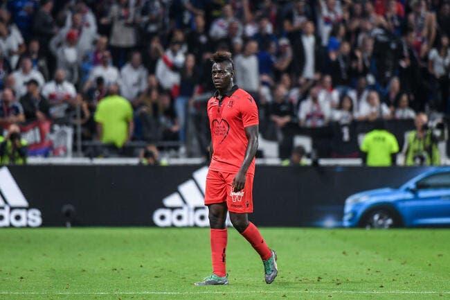 OM : Zéro but et un salaire XXL, Balotelli fait rêver l'OM