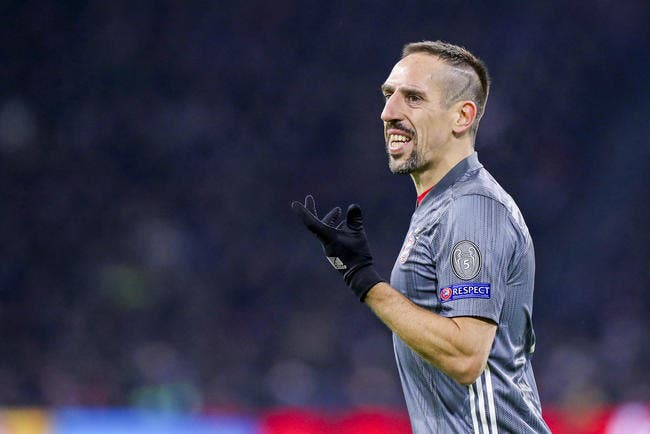 OM : Franck Ribéry à Marseille, oui c'est toujours possible