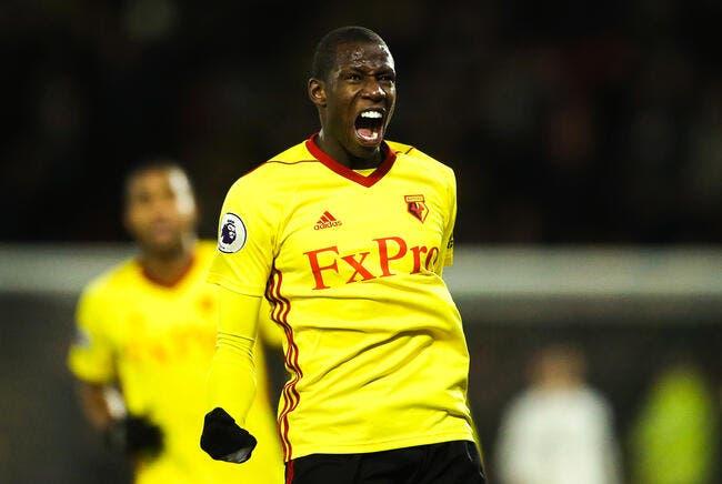 PSG: Pour Doucouré, Watford conseille à Paris de revenir plus tard
