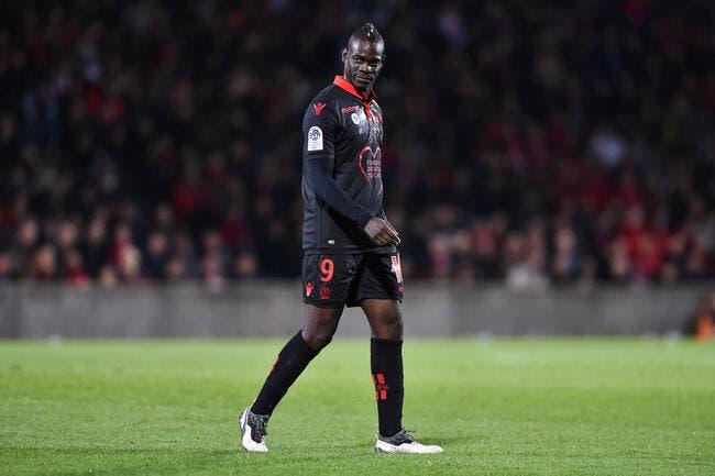 OM: Balotelli, pour quoi faire? Bouna Sarr préfère Germain