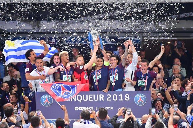 PSG : 43 victoires consécutives, le PSG est un monstre !
