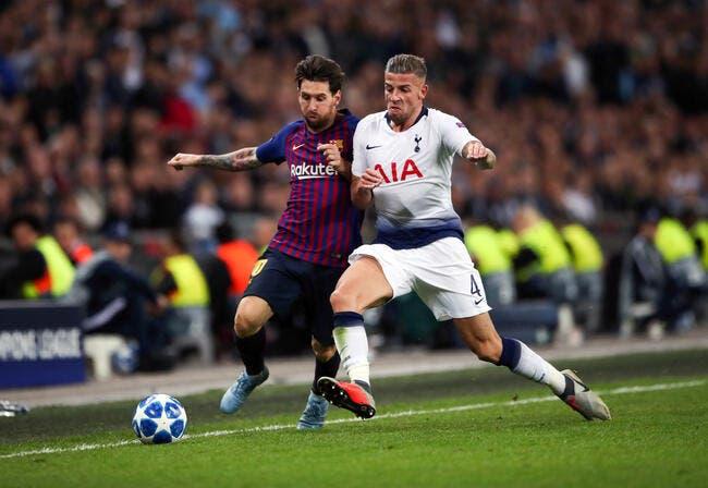 PSG: Cette prolongation à Tottenham excite Paris