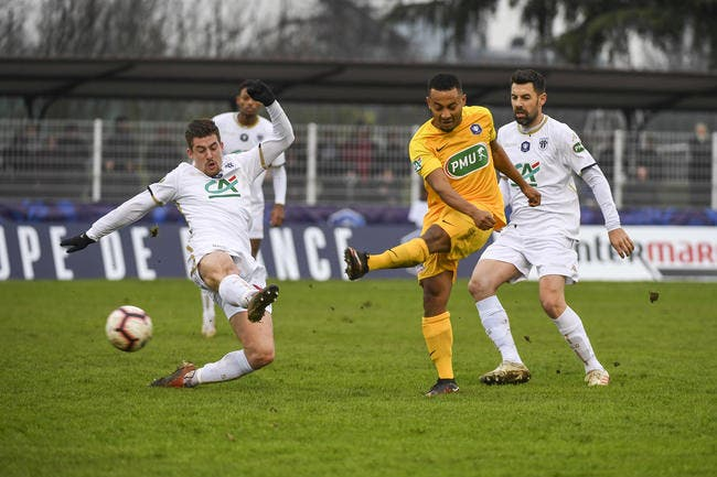 Cpe de France : Viry-Châtillon (R1) élimine Angers !