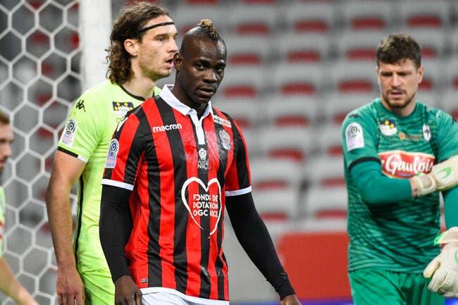 OM: Balotelli, Germain, Mitroglou… Et si Marseille jouait sans attaquant ?