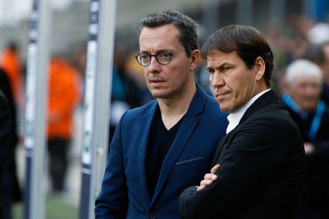 OM : Garcia ne peut pas être viré, Didier Roustan a l'explication