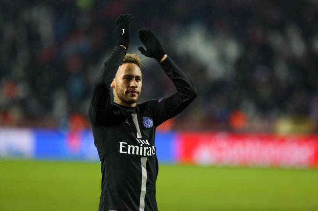 PSG : Neymar déjà à Paris, c'est un signe qui ne trompe pas