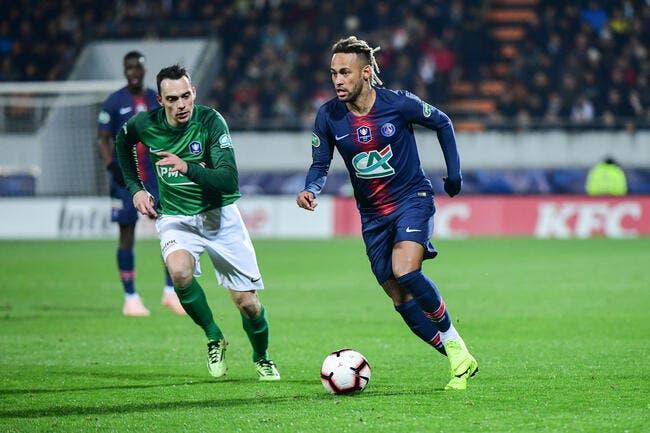 PSG : Neymar régale d'entrée, 2019 commence bien