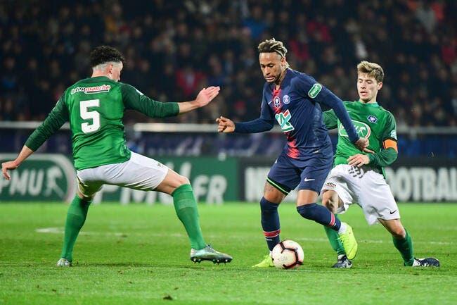 PSG : Neymar a envoyé un signal très bon pour Paris