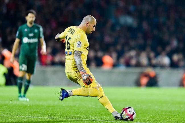 ASSE : Après ce coup de Montpellier, Ruffier n'en pouvait plus du football
