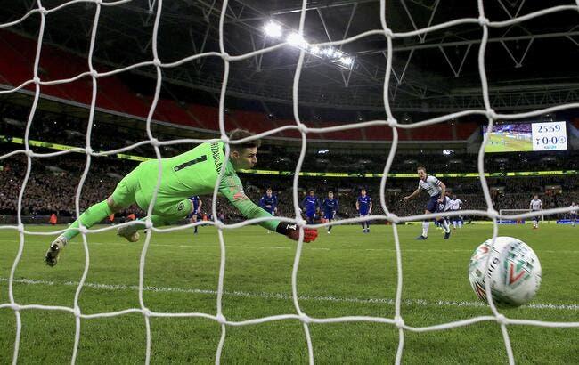 CdL : Kane donne l'avantage à Tottenham devant Chelsea