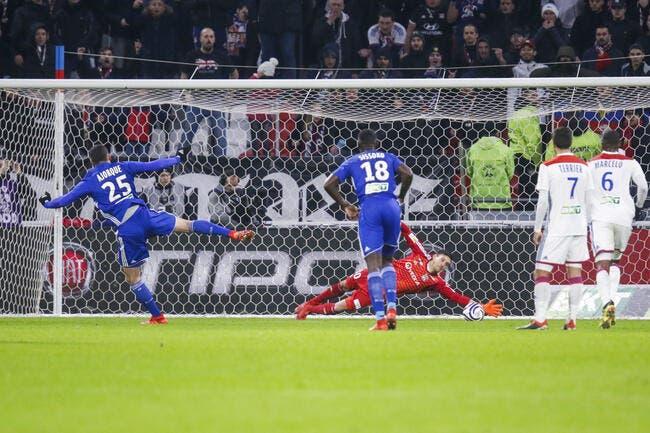 CdL: L'OL tombe de très haut face à Strasbourg