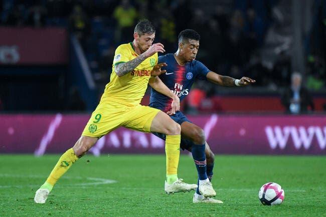 FCN : Circulez il n'y a rien à voir, Nantes a zéro offre pour Sala !