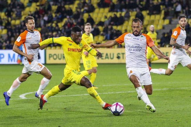 L1 : Nantes démarre fort et met Montpellier au tapis