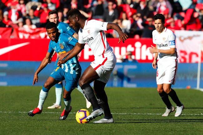 Mercato: Il perce en Liga, Lille le refuse