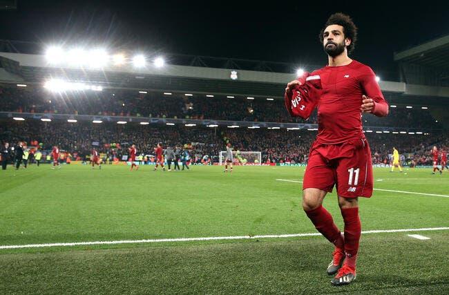 Mohamed Salah roi d'Afrique pour la deuxième fois