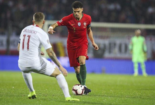 Officiel: Pepe retrouve le FC Porto