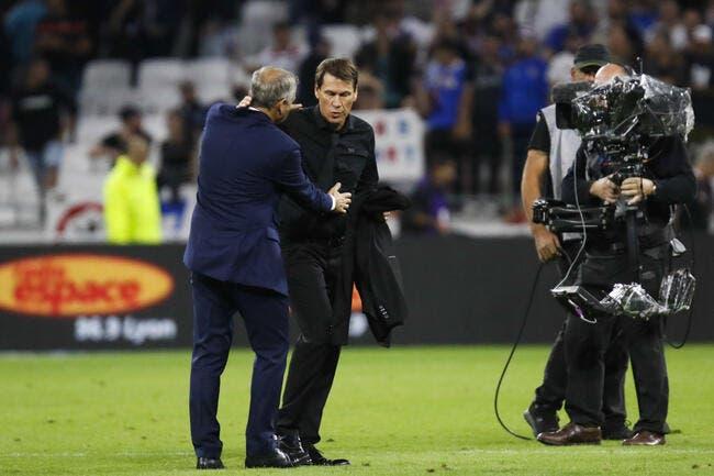 OL-OM : Genesio meilleur que Garcia, Zidane a tranché
