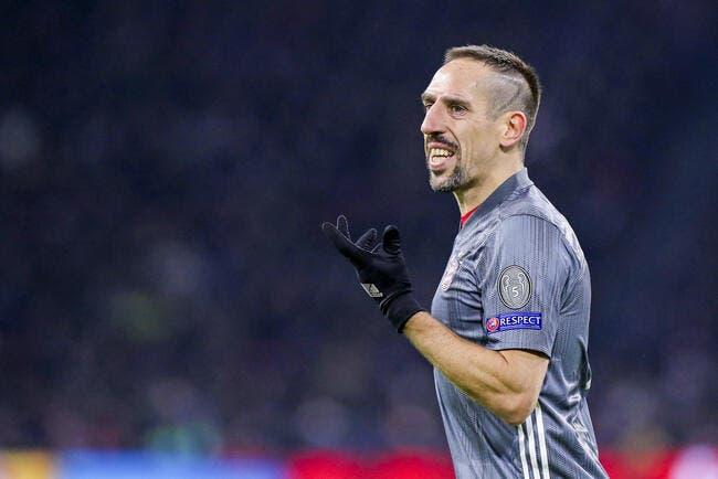 Mercato : Avis aux intéressés, Ribery va bien quitter le Bayern !
