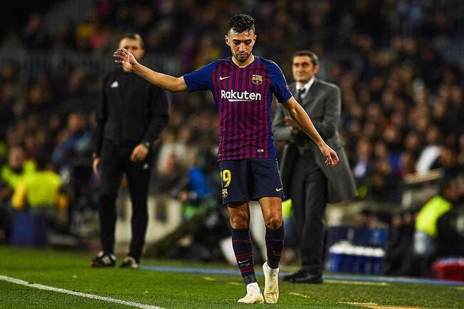 OM: Le Barça prêt à aider Marseille au mercato !