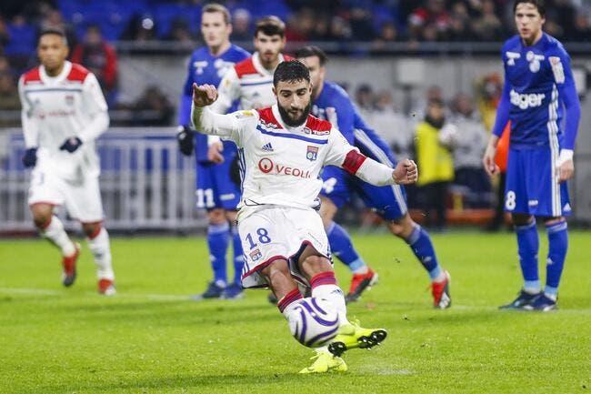 OL : L'Equipe frappe fort sur Nabil Fekir, et ça fait mal