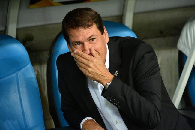 OM : La crise explose, Rudi Garcia passe à l'action