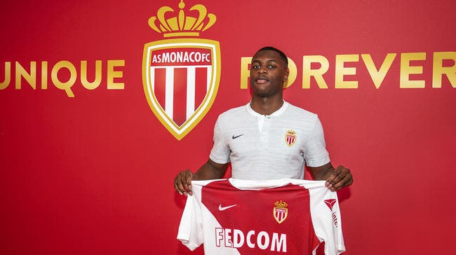 Officiel : Fodé Ballo-Touré rejoint l'AS Monaco