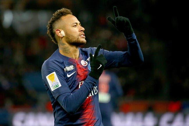 PSG: L'étonnante phrase de Neymar avant le pénalty de Thuram